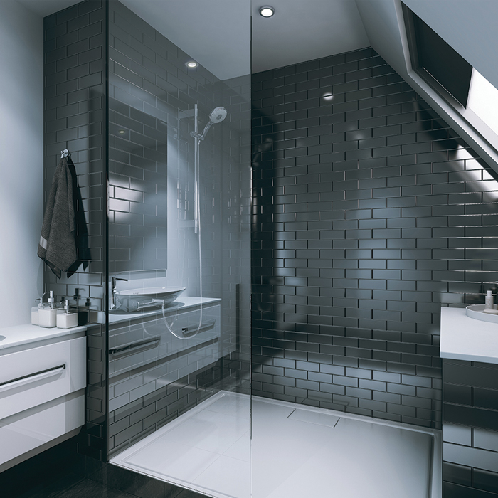 Panel Tiles For Bathrooms